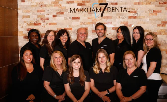 Markham 7 Dental Team