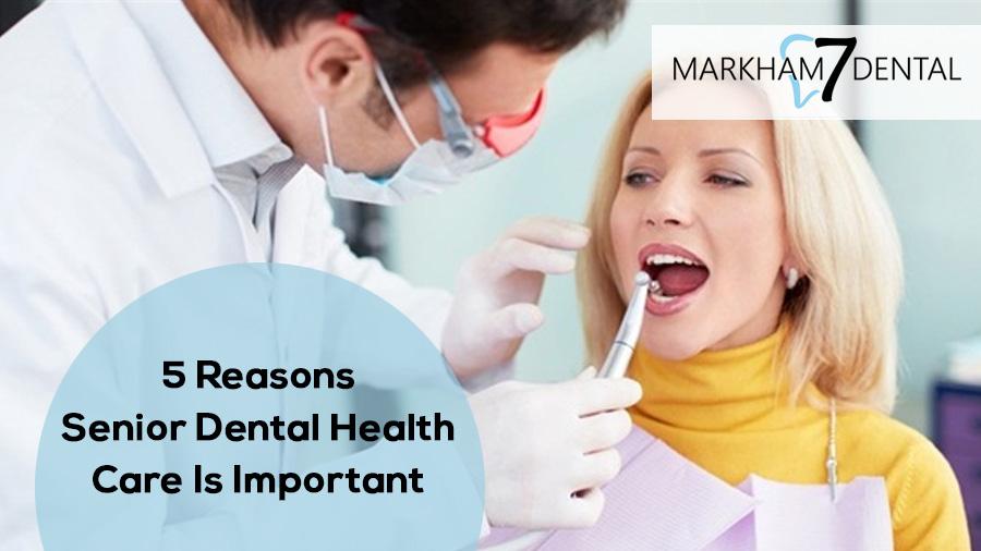 Dental Care Senior Citizens
