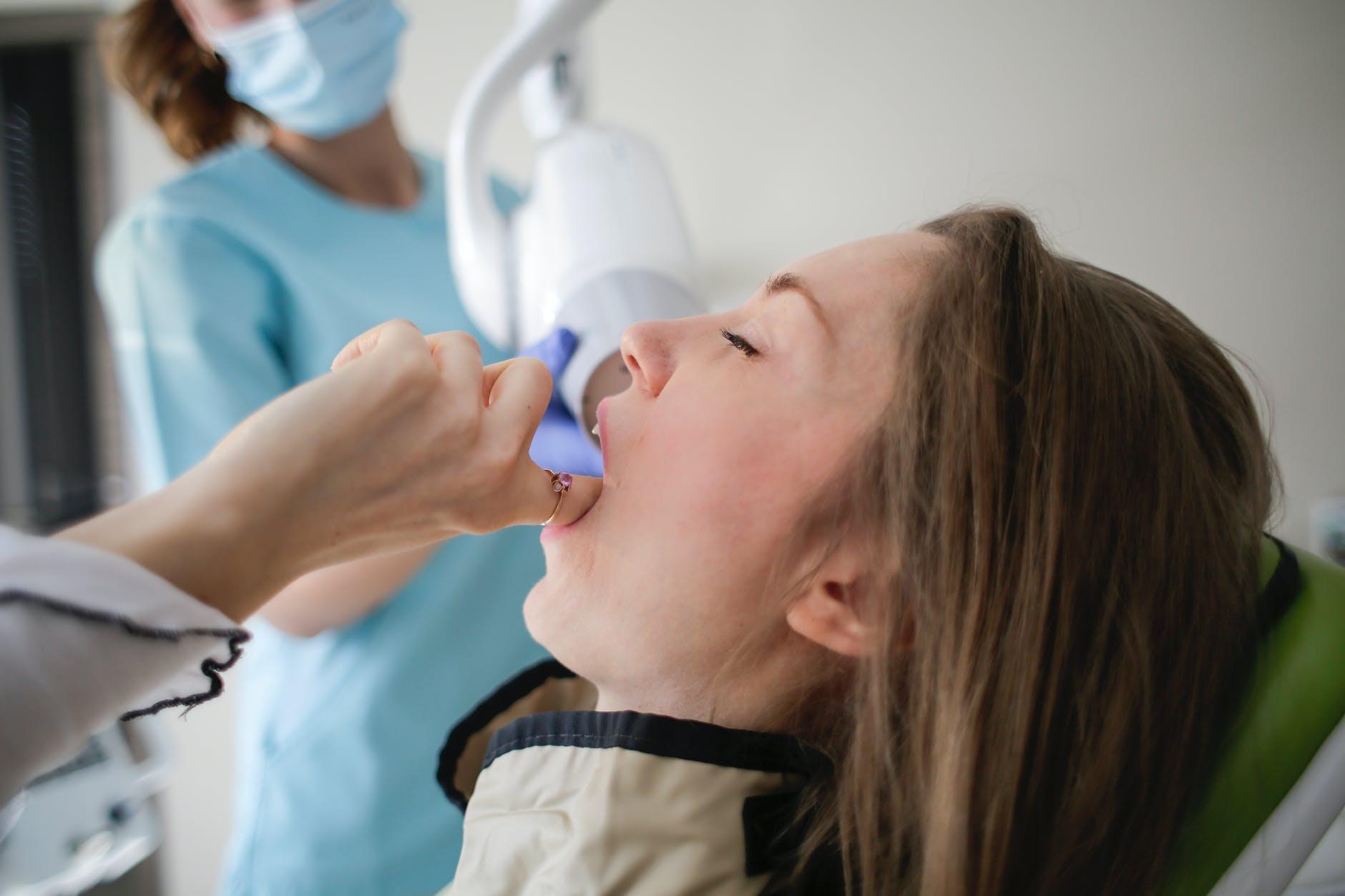 dental intraoral camera